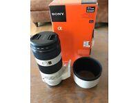 Sony SEL 70-200mm F/4 OSS G FE Lens