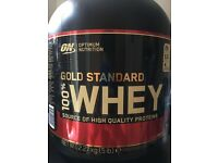 BrandNew: Optimum Nutrition Gold Standard 100% Whey Protein Powder - 2.27 kg, Extreme Milk Chocolate