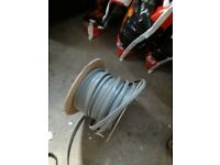 Huge drum of cable - Lincoln