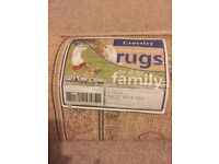 CREAM TRADITIONAL RUG 30£
