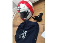Arai condour st gearoge cross xl with tinted visor