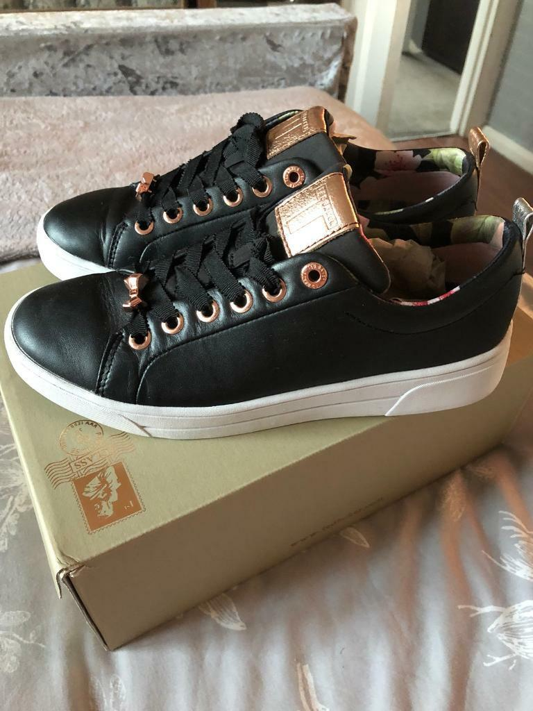 1a7f492c49d0ee Genuine ted baker kellei trainers shoes