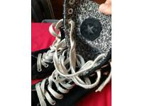 Converse ALL STAR ankle boots sz 6