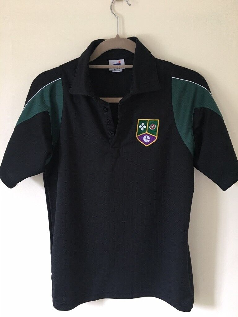 TUDOR GRANGE ACADEMY REDDITCH - AS NEW – PE POLO SHIRT | in Redditch,  Worcestershire | Gumtree