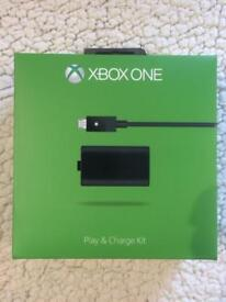 Xbox One Play And Charge Kit (Battery +Cable) 2013 Version