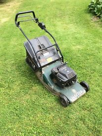 Lawnmower Hayter Harrier 48 Petrol