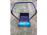 Bosch AHM 38 G Manual Cylinder Garden Lawn Mower
