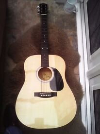 FENDER SQUIRE ACOUSTIC GUITAR MODEL 093-0300-021