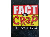 Fact and crap game