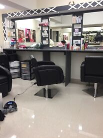 Looking for someone to thread eyebrows , in a new beauty salon in acton high street !