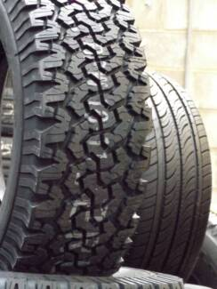 "4WD USED TYRES SALE 16"" 17"" BRIDGESTONE DUNLOP HANKOOK FROM $39 Bayswater Knox Area Preview"