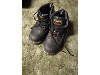 Dr Martens ladies safety boots size 4 UK/ 37 Eur