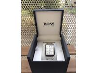 Hugo Boss Watch - stainless steel and 30m water resistant