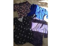 Maternity top bundle size 16