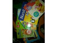 Selection of board books for up to 3-5 years