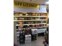 Fridge chiller for retail shops