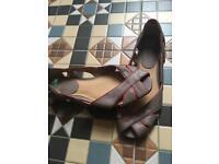 Principles peep toe sandals