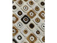 Anti-bacterial Turkish carpet 200x290 CM (used)