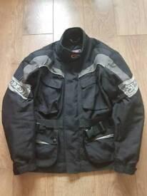 Spidi h2out textile jacket