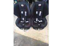Britax car seats (9 months - 4 years)