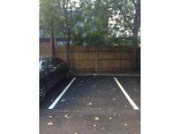 OFF-STREET SECURE CAR PARKING SPACE between FULHAM & EARL'S COURT, SW6