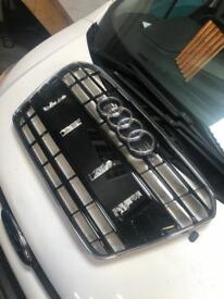 Audi A5 2010 front grill
