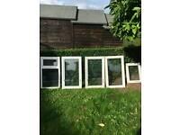 Used Upvc windows