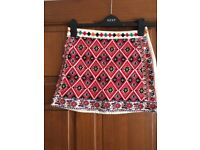 Topshop women's skirt UK size 6