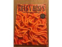 Guns n roses spaghetti incident guitar tab book