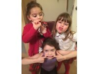 Live in Au Pair for 3 children and 2 dogs