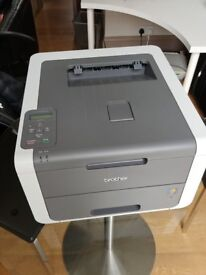 Colour Laser LED Printer with WiFi - Brother HL-3140CW