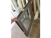 anteak tilt and turn window 900 x 1020