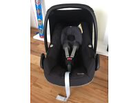 Maxi cosi pebble car seat 0+