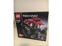 LEGO technic monster truck 2 in 1. Never used. In original sealed box. New cost approx £82