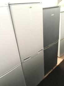 Logik white good looking frost free A-class fridge freezer cheap
