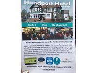 Accommodation The Handpost Hotel