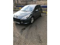 Peugeot 307 very cheap no issues valid mot