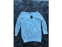 NEXT Ladies Jumper with diamantes. Size 10, BNWT. £8. torquay or can post.
