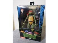 Teenage mutant ninja turtles Raphael toy