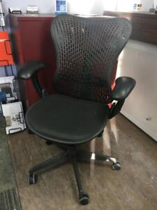 Herman Miller Mirra - Fully Loaded - $499