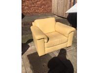 FREE Single Large Armchair