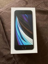 iPhone SE 2nd on EE