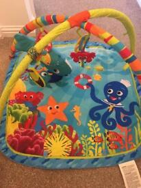 Baby Einstein floor play mat