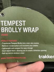 Trakker tempest brolly WRAP