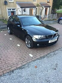 BMW 1 Series. 2011. 2 Litre Petrol. Only 38k miles. Full BMW service history. Great car!