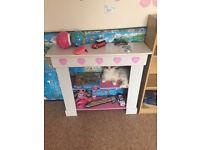 Verbaudet Pink Book shelf