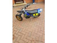 Pit bike, Champ sx60