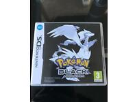 Pokemon Black Version ds game