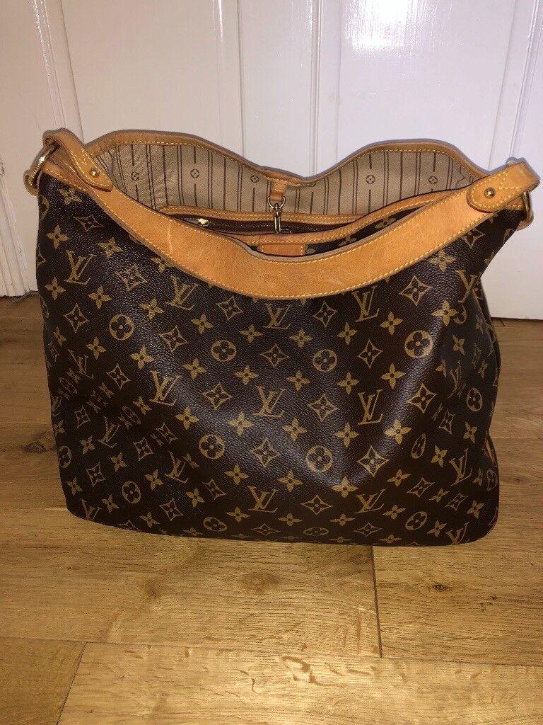 a0e5e748f291 authentic louis vuitton delightful pm shoulder bag used good condition