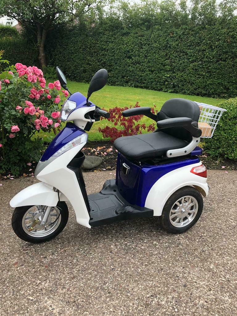 MOBILITY OR LEISURE SCOOTER NEW ROAD LEGAL 48MPH RRP £3000+ | in Rochdale, Manchester | Gumtree